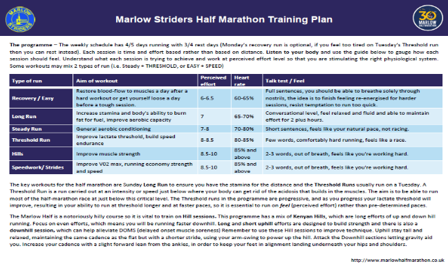 Marlow Half Marathon Training Plan.pdf